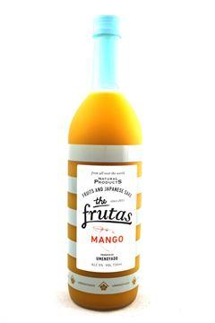Picture of Umenoyado Frutas Mango (720ml)