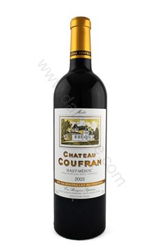 Picture of Chateau Coufran Haut Medoc Cru Bour S. 2003