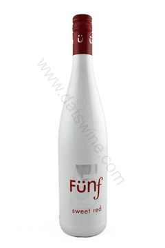 Picture of Funf Sweet Red