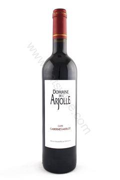 Picture of Domaine de l'Arjolle Cuvee Cab. Merlot 2009