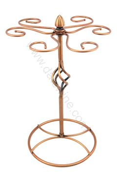 Picture of Copper Tree Glass Stand 樹形酒杯架(銅)