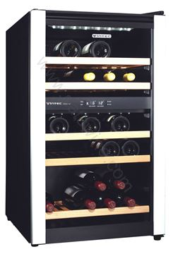 Picture of Vintec ALV30SG2E (32 bottles Dual)