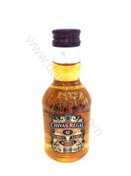 圖片 Chivas Regal 芝華士 12 (5cl)