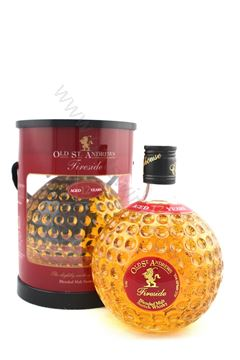 Picture of Old St. Andrews Blended Malt Scotch 12 yr (Red)