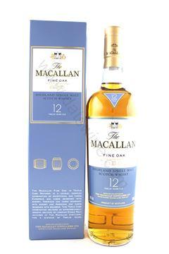 圖片 The Macallan 麥卡倫 12 (Fine Oak)