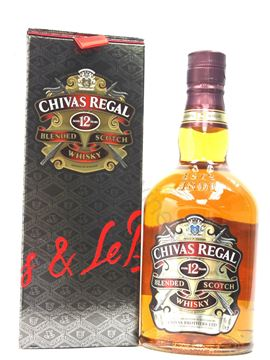 Picture of Chivas Regal 芝華士 12 Le Baron Limited Edition