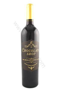 圖片 Chocolate Shop Red Wine