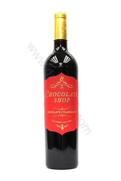 Picture of Chocolate Shop Strawberry Wine
