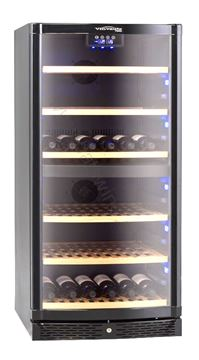 Picture of Vinvautz VZ110BDHK (110 bottles Dual)