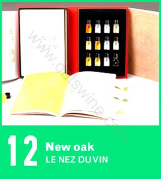 Picture of Le Nez du Vin New Oak 12