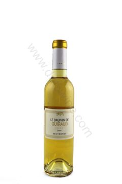 Picture of Le Dauphin de Guiraud Sauternes 2006 (375ml)