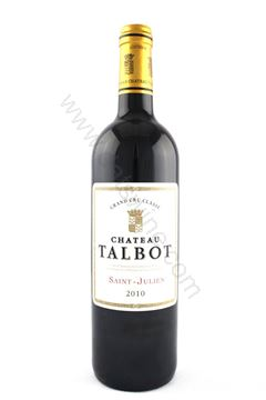 Picture of Chateau Talbot 2010 (4th Growth)