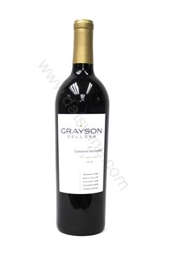 Picture of Grayson Cellars Cabernet Sauvignon 2012