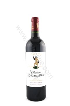 Picture of Chateau D'Armailhac 2010 (5th Growth)