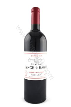 Picture of Lynch Bages Pauillac 2012 (5th Growth)