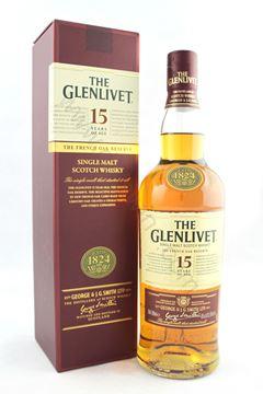 圖片 The Glenlivet 15 yr single malt 格蘭利威