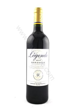 Picture of Chateau Lafite Legend Rouge 2014
