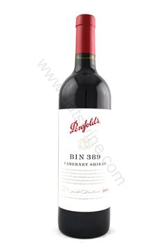 Picture of Penfolds Bin 389 Cabernet Shiraz 2012