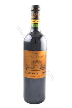 圖片 Blason D'Issan Margaux 2011 (2nd D'Issan)