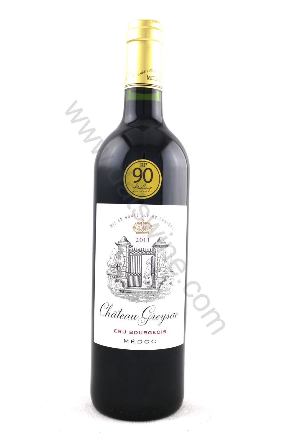 Dat S Wine 酒軒 Chateau Greysac Medoc 2011