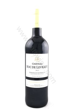 Picture of Chateau Roc De Levraut Bordeaux Superieur 2015
