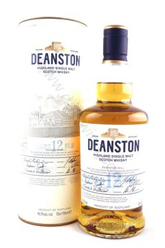 Picture of Deanston 12 Years Old Highland Single Malt