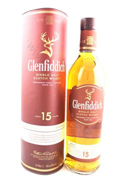 Picture of Glenfiddich 15 years