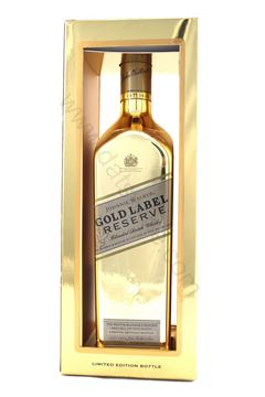 Picture of Johnnie Walker Gold Label Bullion Limited Edition