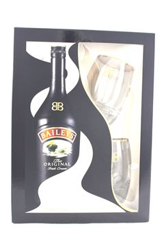 Picture of Baileys (Original) Gift Set 2017 (with 2 glass)