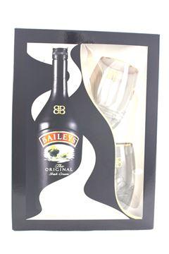 圖片 Baileys (Original) Gift Set 2017 (with 2 glass)