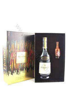 圖片 Hennessy 軒尼斯 VSOP(70cl)+玫瑰金特別版(5cl)