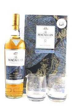 圖片 The Macallan 麥卡倫 12 (Fine Oak) with 2 glasses