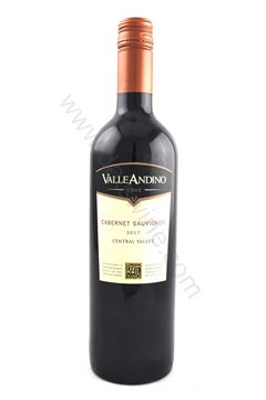 圖片 ValleAndino Cabernet Sauvignon 2017 (Screw)