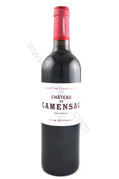 圖片 Chateau Camensac GCC 2010 (5th Growth)
