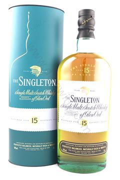 Picture of Singleton 15year Single Malt Scotch Whisky