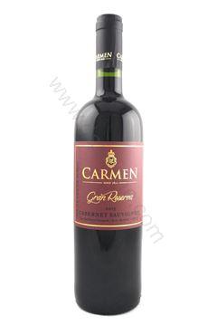 圖片 Carmen Gran Reserva Cabernet Sauvignon 2015