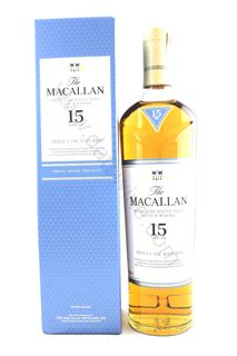 Picture of The Macallan 麥卡倫 15 (Triple Cask)