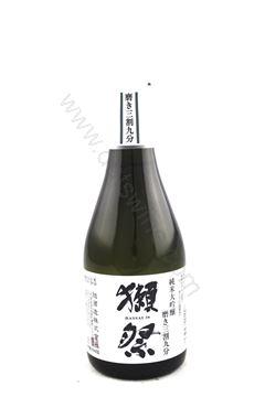 圖片 獺祭純米大吟釀三割九分 (300ml)