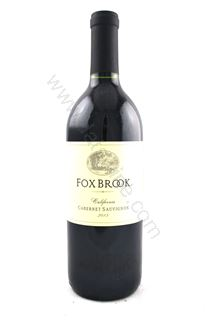 圖片 Fox Brook Cabernet Sauvignon 2015