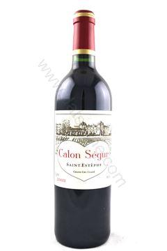 圖片 Chateau Calon Segur 2003