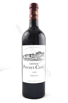 Picture of Chateau Pontet Canet 2006 (5th Growth)