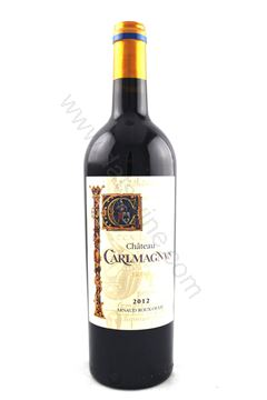 Picture of Chateau Carlmagnus Fronsac 2012