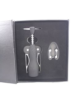 Picture of Wing shape wine opener gift set