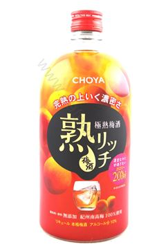Picture of Choya 蝶矢極熟梅酒 720ml