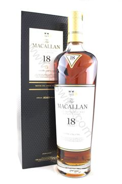Picture of The Macallan 麥卡倫 18 (Sherry Oak) 2020