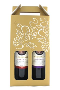 Picture of Twin Wine Box 雙瓶裝酒盒