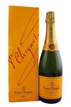 圖片 Veuve Clicquot Brut Yellow Label VCP NV (Gift Box)