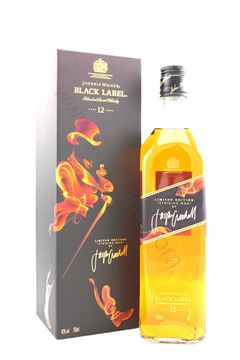 圖片 Johnnie Walker Black Label 12Yr Striding Man Limited Edition (2011)
