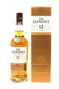 Picture of The Glenlivet Excellence 12 yr 格蘭利威