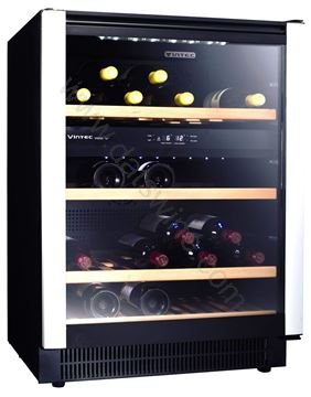 Picture of Vintec ALV40SG2E (40 bottles Dual)
